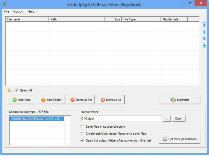 Okdo JPEG to PDF Converter - Convert JPEG to PDF with Okdo ...